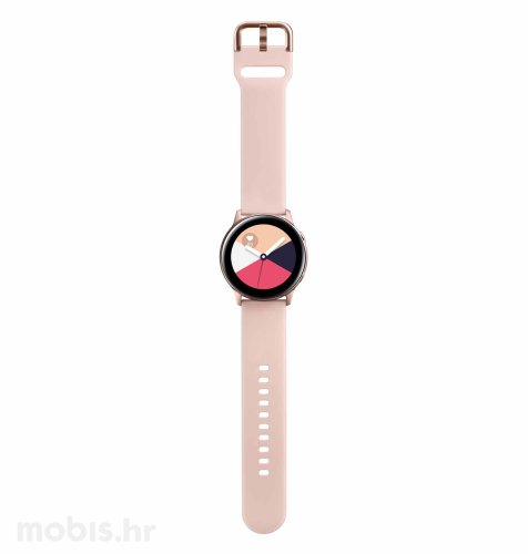 Samsung R500 Galaxy Watch Active: zlatni