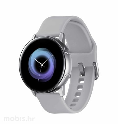 Samsung Galaxy Watch Active (R500): srebrni