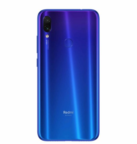 Xiaomi Redmi Note 7 4GB/64GB: plavi