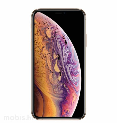 Apple iPhone XS 512GB : zlatni
