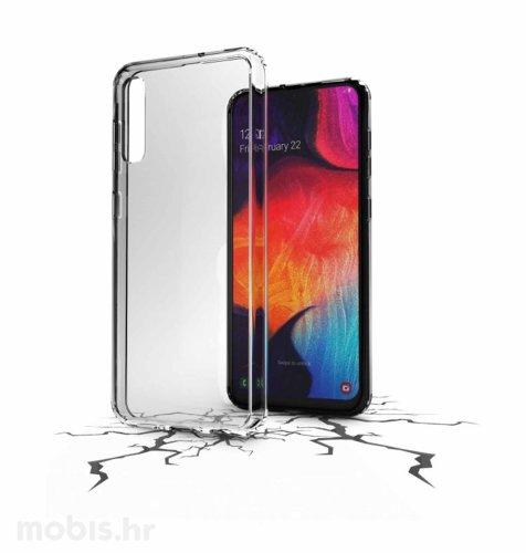 Plastična zaštita za Samsung Galaxy A50: prozirna