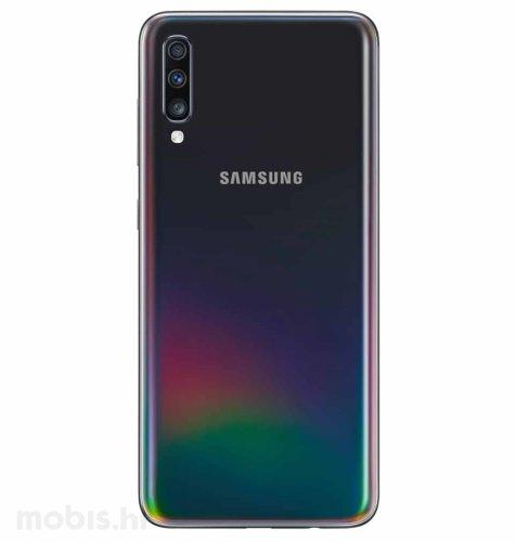 Samsung Galaxy A70 Dual SIM 6GB/128GB: crni