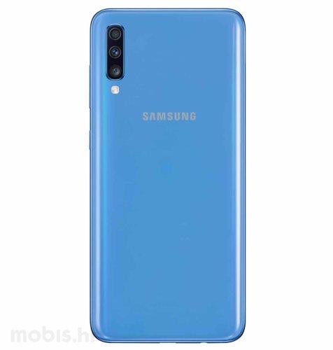 Samsung Galaxy A70 Dual SIM 6GB/128GB: plavi
