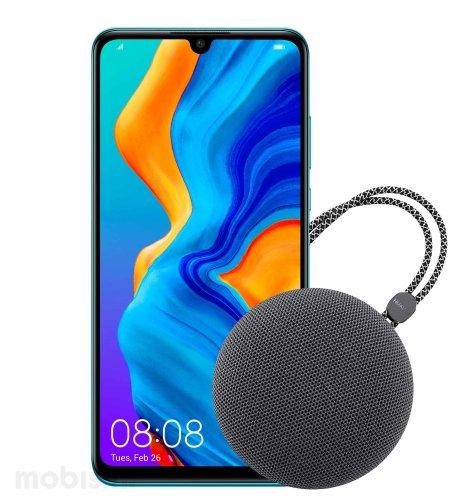 Huawei P30 lite Dual SIM: plavi + BT zvučnik CM51