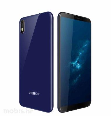 Cubot J5 Dual SIM: plavi