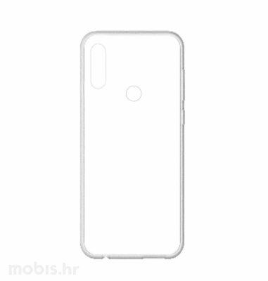 Silikonska maskica za Samsung Galaxy M20: prozirna