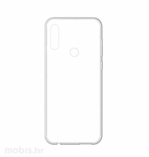 Silikonska maskica za Samsung Galaxy M30: prozirna