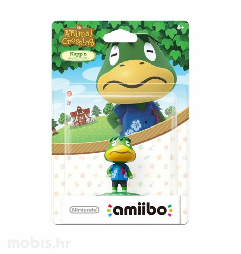 Igra Amiibo Animal Crossing Kappn