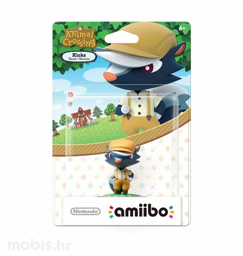 Igra Amiibo Animal Crossing Kicks