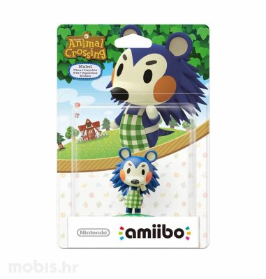 Igra Amiibo Animal Crossing Mabel