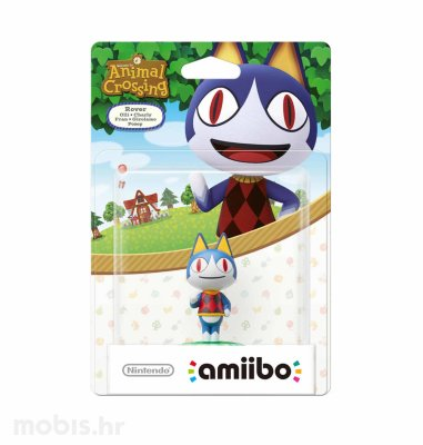 Igra Amiibo Animal Crossing Rover