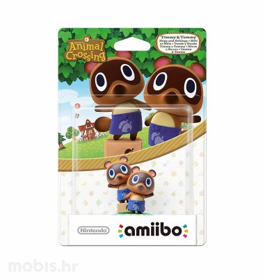Igra Amiibo Animal Crossing Timmy Tommy