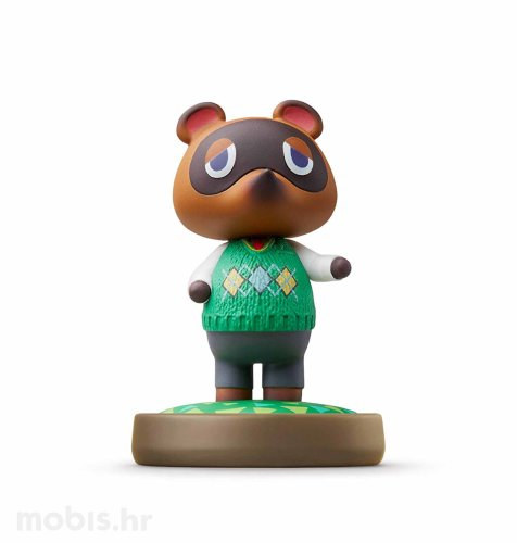 Igra Amiibo Animal Crossing Tom Nook