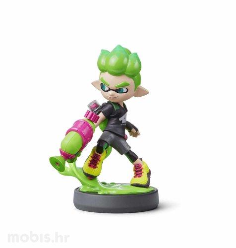 Igra Amiibo Splatoon 2 Green Boy