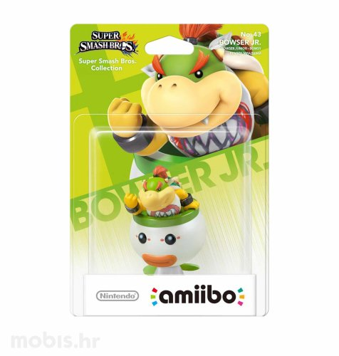 Igra Amiibo Super Smash Bros Bowser Jr. No 43