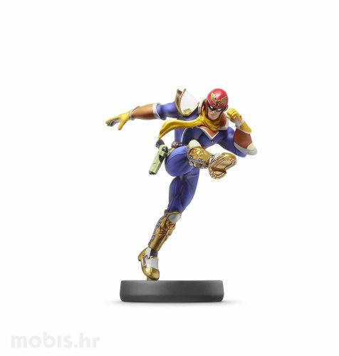 Igra Amiibo Super Smash Bros Captain Falcon no 18