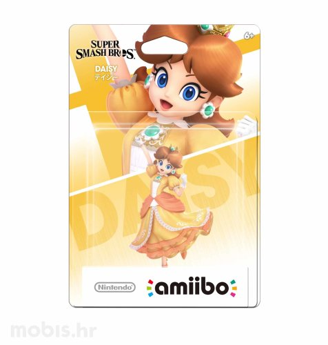 Igra Amiibo Super Smash Bros Daisy