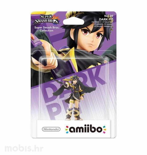 Igra Amiibo Super Smash Bros Dark Pit no 39