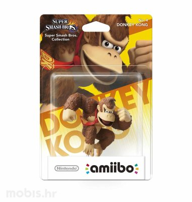 Igra Amiibo Super Smash Bros Donkey Kong no 4