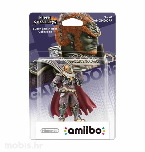 Igra Amiibo Super Smash Bros Ganondorf no 41