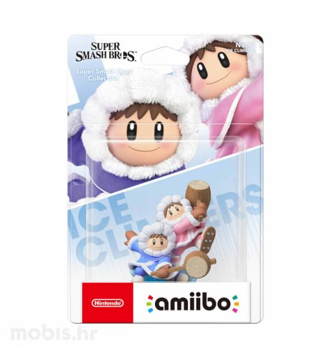 Igra Amiibo Super Smash Bros Ice Climbers