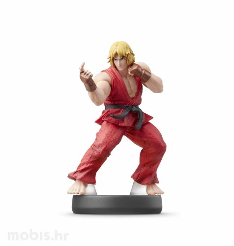 Igra Amiibo Super Smash Bros Ken