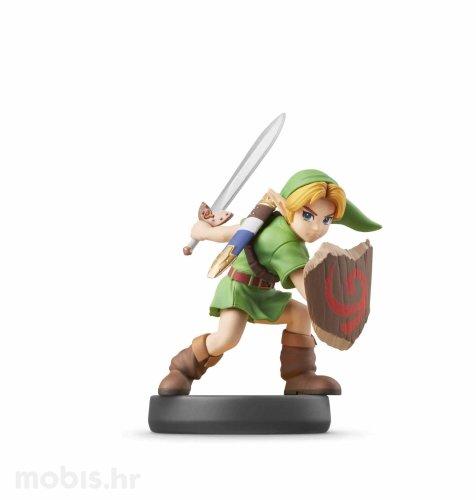 Igra Amiibo Super Smash Bros Link Young