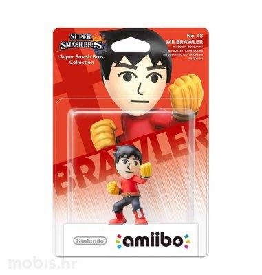 Igra Amiibo Super Smash Bros Mii Brawler no 48