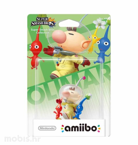 Igra Amiibo Super Smash Bros Olimar no 44