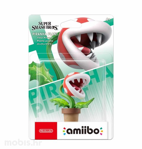 Igra Amiibo Super Smash Bros Piranha Plant