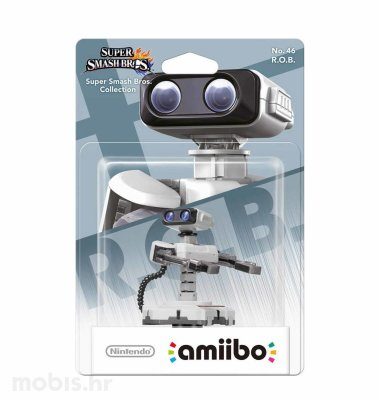 Igra Amiibo Super Smash Bros R.O.B. No 46