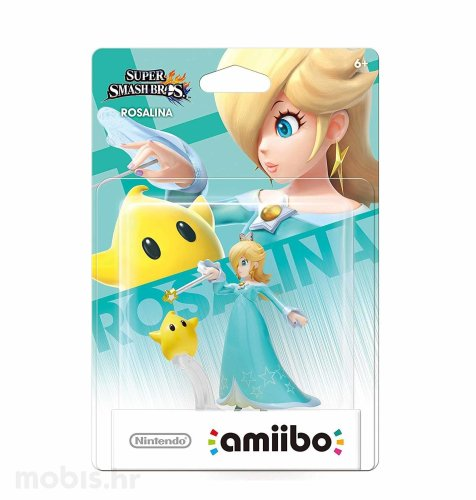 Igra Amiibo Super Smash Bros Rosalina & Luma no 19