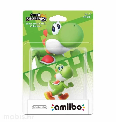 Igra Amiibo Super Smash Bros Yoshi no 3