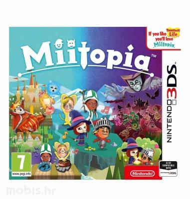 Miitopia igra za Nintendo 3DS