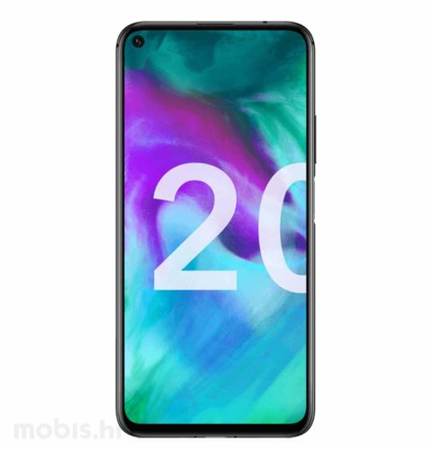 Honor 20 6GB/128GB Dual SIM: crni