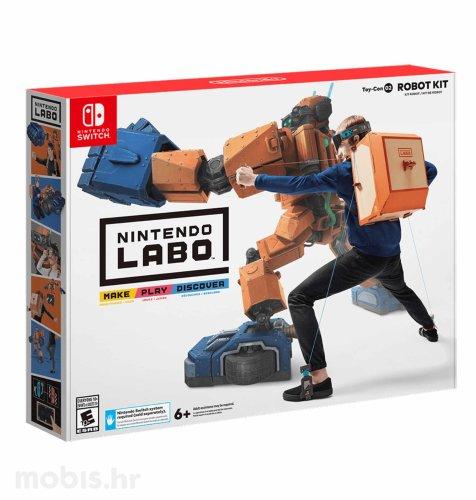 Nintendo Labo Toy Con Robo Kit za Nintendo Switch