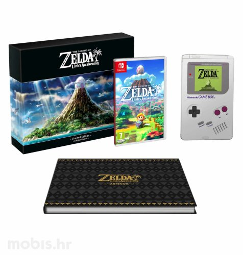 The Legend of Zelda: Link's Awakening Limited Edition za Nintendo Switch