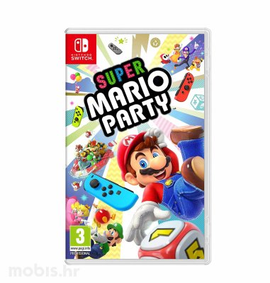 Super Mario Party igra za Nintendo Switch