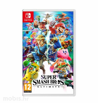 Super Smash Bros Ultimate igra za Nintendo Switch