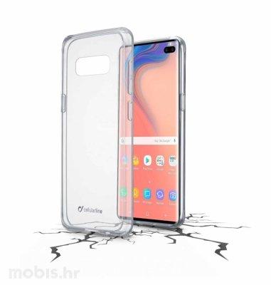 Plastična zaštita za Samsung Galaxy S10+: prozirna