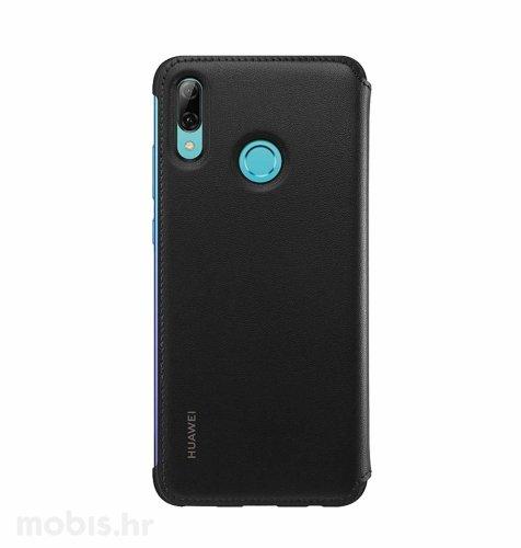 Preklopna maska za Huawei P Smart 2019: crna