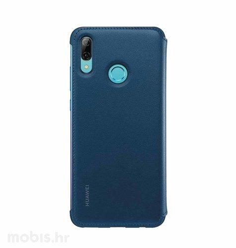 Preklopna maska za Huawei P Smart 2019: plava