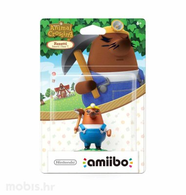 Igra Amiibo Animal Crossing Resetti