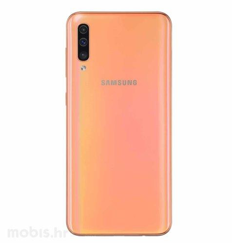 Samsung Galaxy A50 Dual SIM 4GB/128GB: narančasti