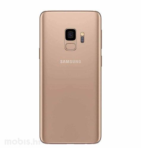 Samsung Galaxy S9 Dual SIM: zlatni