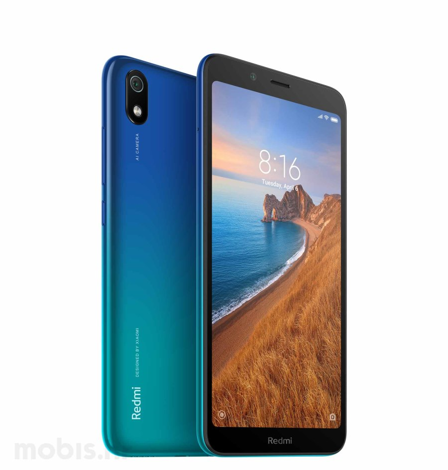 Xiaomi Redmi 7A 2GB/32GB: plavi - Mobiteli