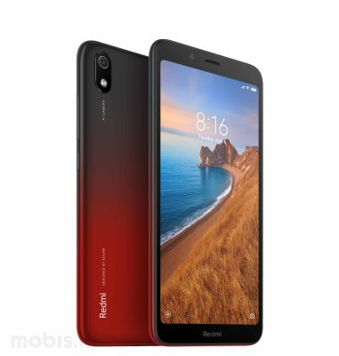 Xiaomi Redmi 7A 2GB/32GB: crveni