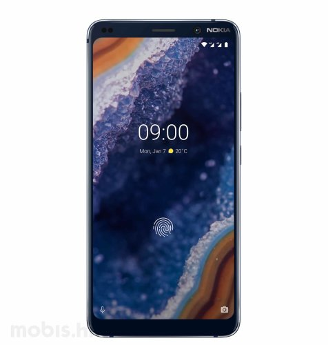Nokia 9 PureView Dual SIM: ponoćno plavi