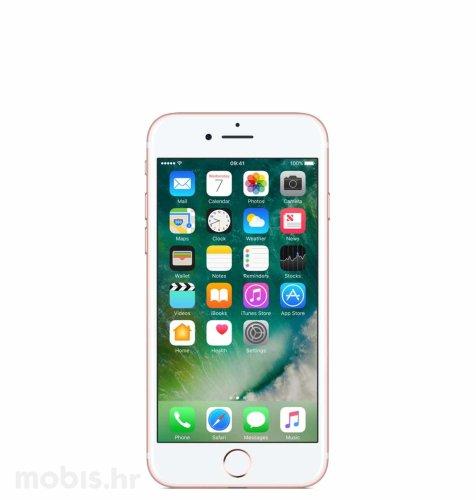 Apple iPhone 7 32 GB: zlatno rozi