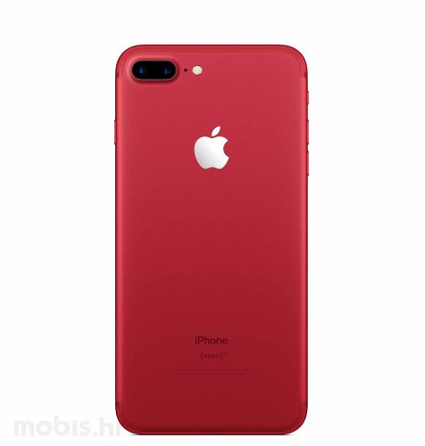 Apple iPhone 7 Plus 256GB: crveni